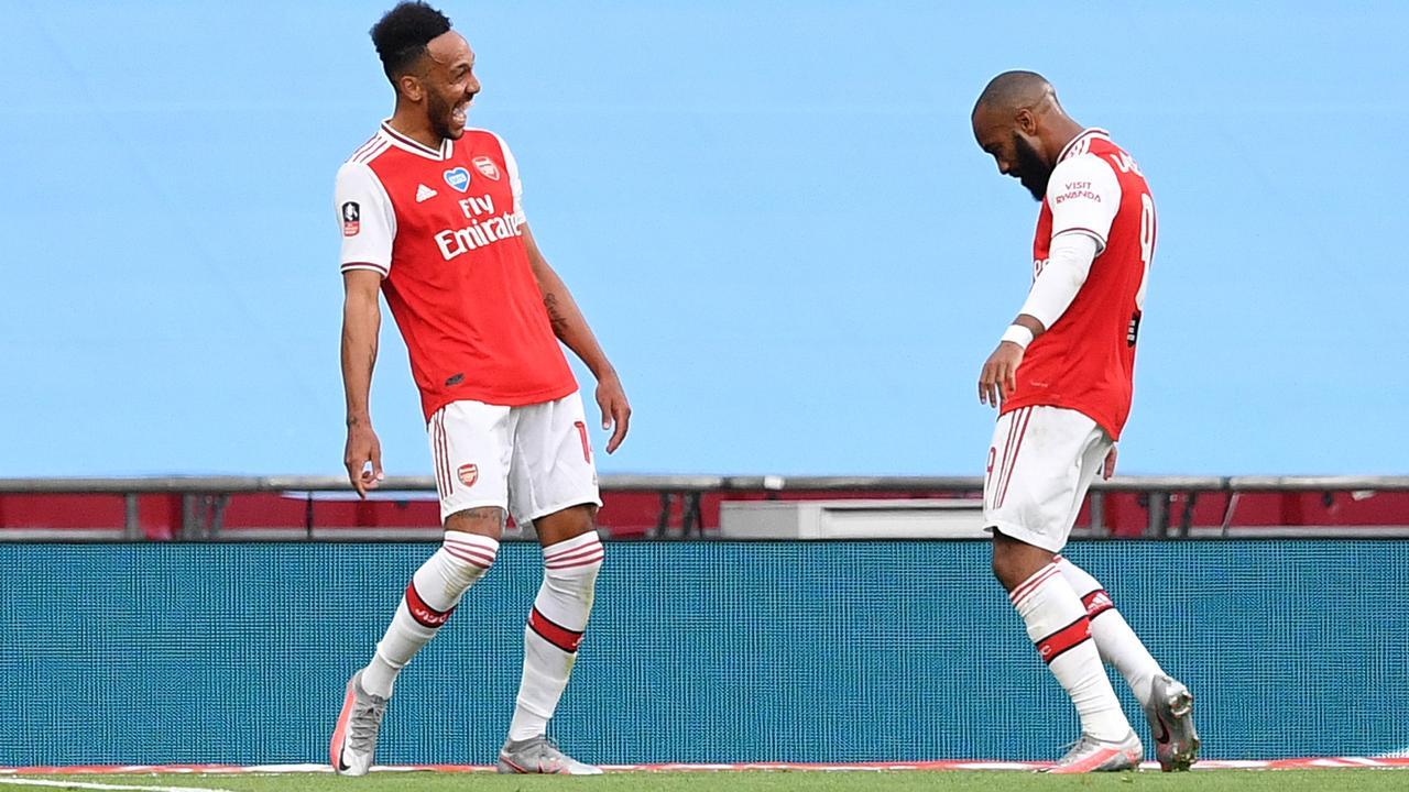 Arsenal verdubbelt voorsprong tegen City in halve finale FA