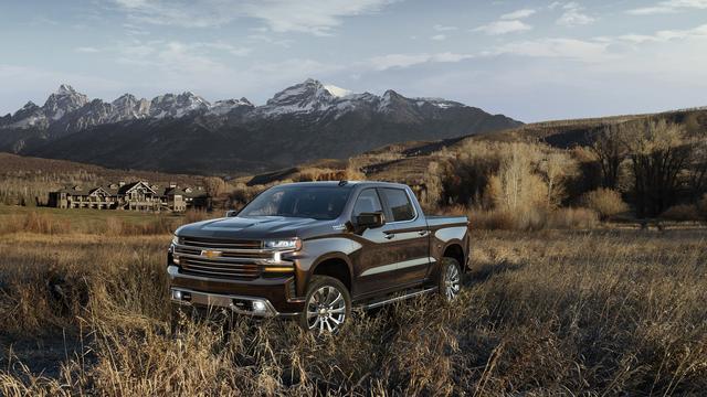 Amerikaanse fabrikanten presenteren nieuwe pickup trucks