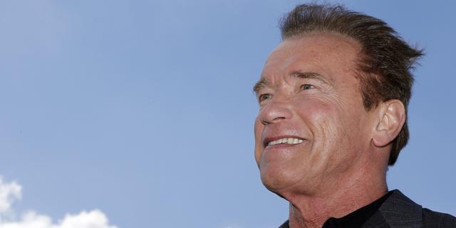 Arnold Schwarzenegger (71) traint minder zwaar wegens ouderdom