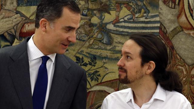 Kabinetsformatie Spanje gedoemd na nee Podemos