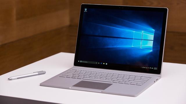 'Opvolger Microsoft Surface Book wordt een normale laptop'