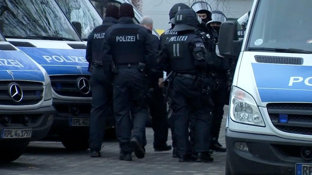 Tunesiër aangehouden bij Duitse anti-terreuractie