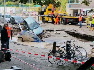 VU Medisch Centrum door wateroverlast volledig ontruimd
