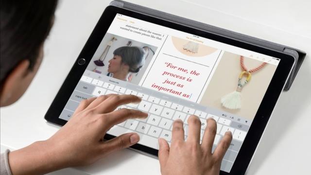 Apple erkent probleem met touchscreen iPad Pro