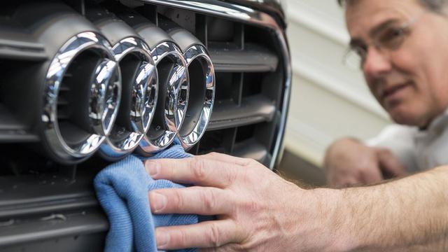 'Geen wisseling van de wacht bij Audi'