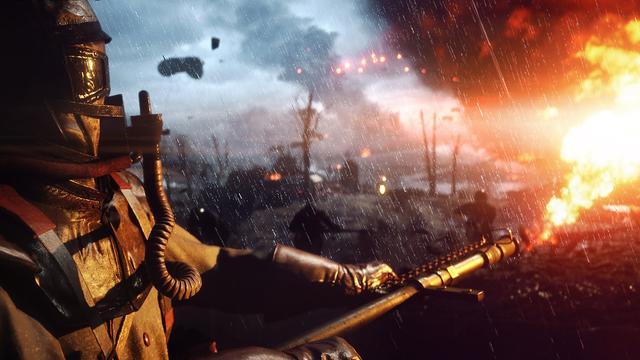 'Nieuwe details Battlefield 1 uitgelekt'