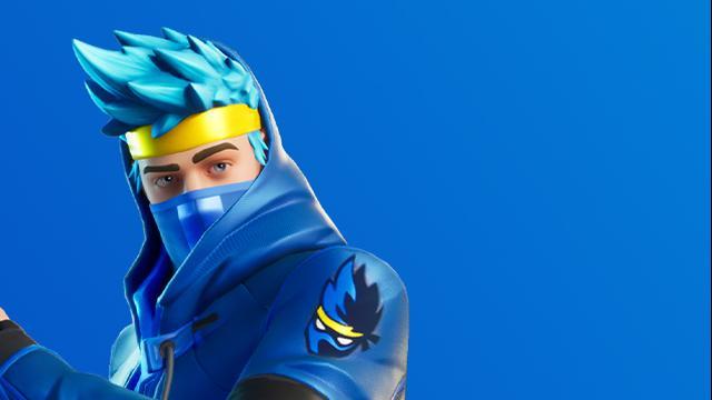 Fortnite-spelers kunnen zich verkleden als populaire streamer Ninja