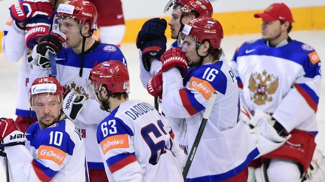 'Respectloze' ijshockeyers Rusland zien straf tegemoet