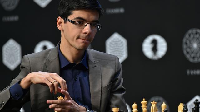 Opnieuw remise voor schaker Giri bij kandidatentoernooi