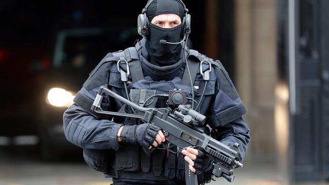 Frankrijk pakt vier mensen op wegens voorbereiden terroristische aanslag