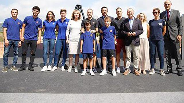Barcelona legt eerste steen voor naar Cruijff vernoemd stadion