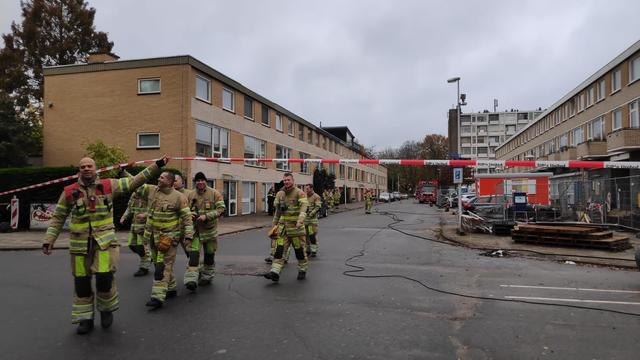 Winkelcentrum en woningen De Gaard ontruimd na gaslek