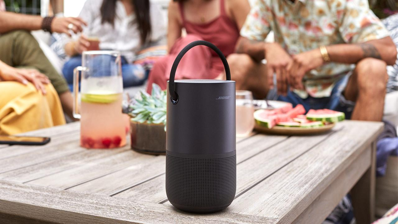 Bose shows a bluetooth speaker with support for voice