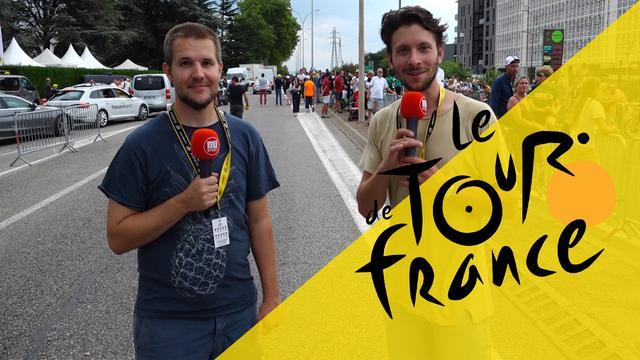 Tour rit 14: 'Alle seinen op groen voor Dumoulin'