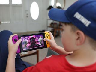 Nintendo laat Switch-gebruikers updates downloaden bij volle opslag