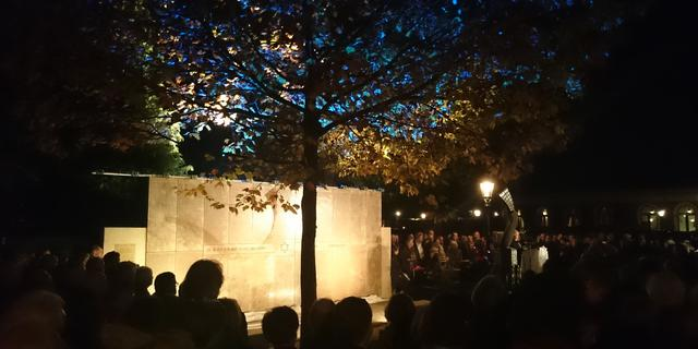 Wederom fout gevonden op Joods Monument in Utrecht