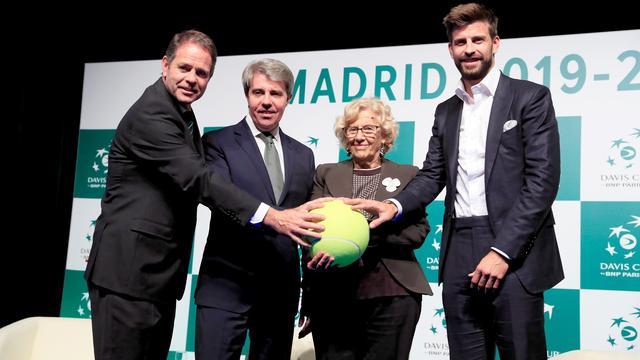 Piqué trekt zich weinig aan van kritiek op nieuw format Davis Cup