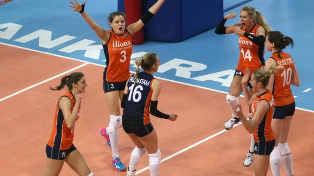 Volleybalsters blijven overtuigd van plaatsing voor Rio