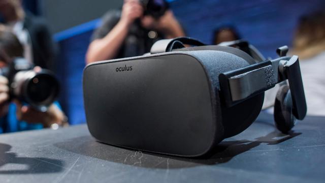Oculus verstuurt veel Rift-brillen pas in mei en juni