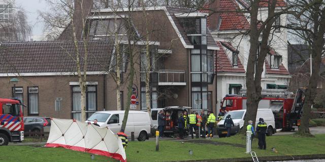 Politie vindt in singel Leeuwarden lichaam vermiste student