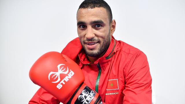 Opgepakte Marokkaanse bokser Saada weer vrijgelaten