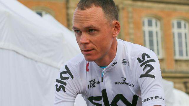 Froome verlengt contract bij Team Sky tot eind 2020