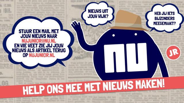 Stuur je nieuws naar NUjunior!