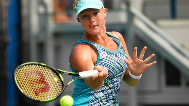 Bertens buigt in eerste partij WTA Elite Trophy voor Svitolina