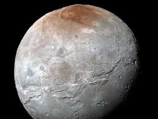 Methaan komt uit atmosfeer van Pluto