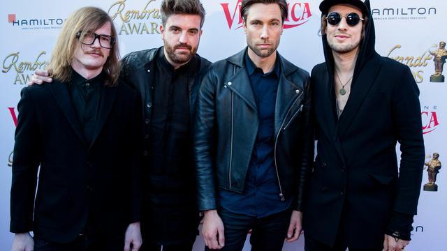 Poprockband Kensington krijgt eigen penning vanwege tienjarig jubileum