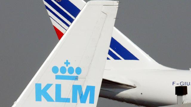 KLM-reizigers stranden in Singapore door aswolk