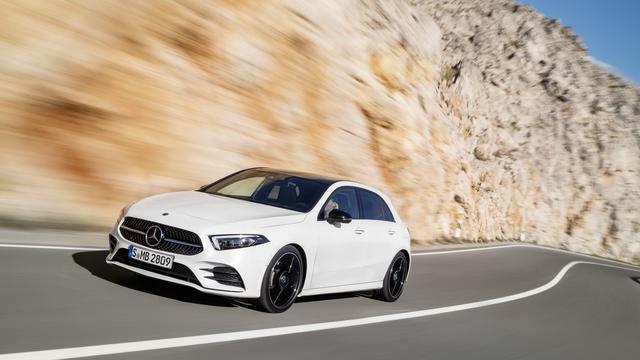 Prijzen nieuwe Mercedes-Benz A-Klasse bekend