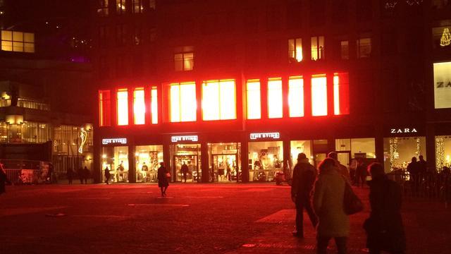 VVD wil geen regelgeving rond lichtreclame
