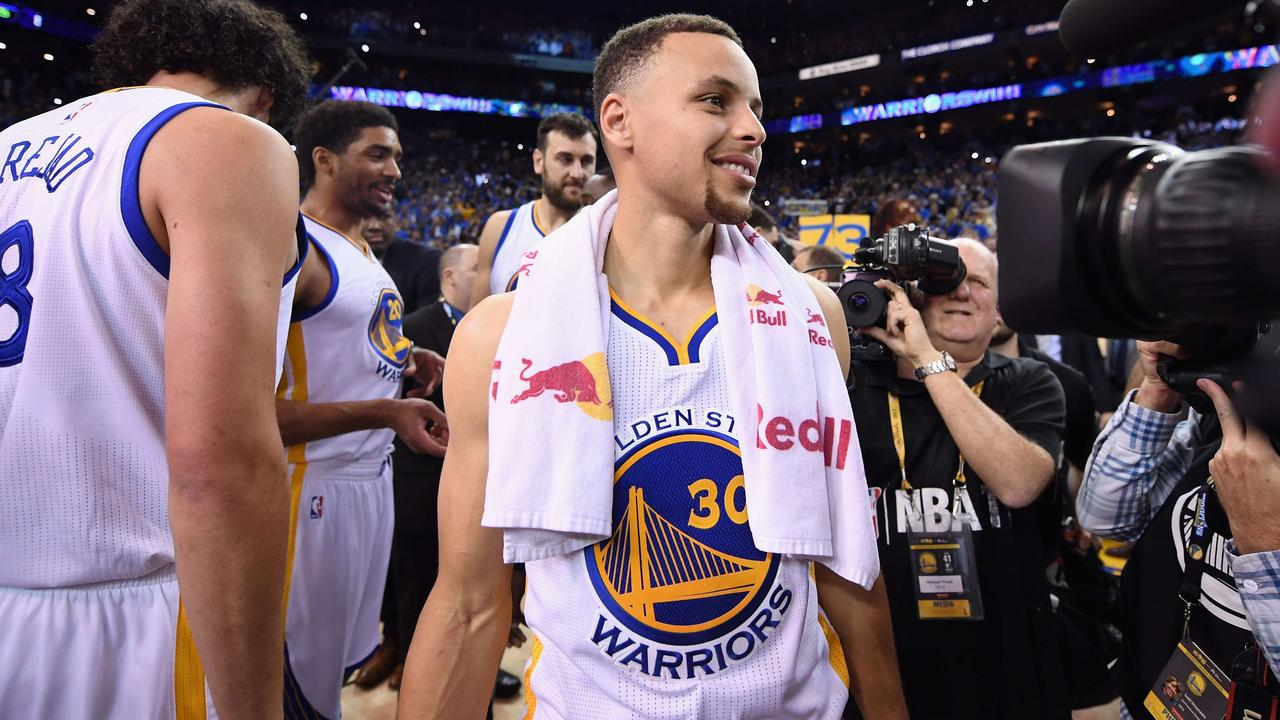 Golden State Warriors verbeteren record Chicago Bulls