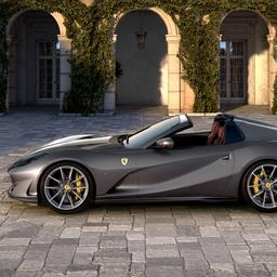 Ferrari verkoopt helft minder sportwagens in tweede kwartaal