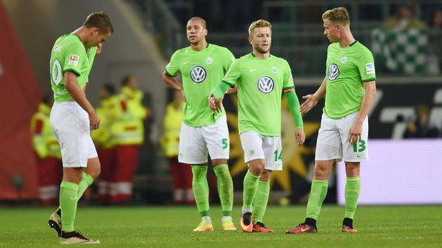 Bruma en Wolfsburg hard onderuit tegen Dortmund, Milan klopt Lazio