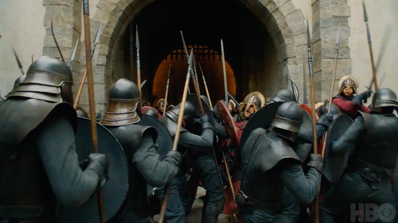 Strijd om de Iron Throne barst los in nieuwe trailer Game of thrones