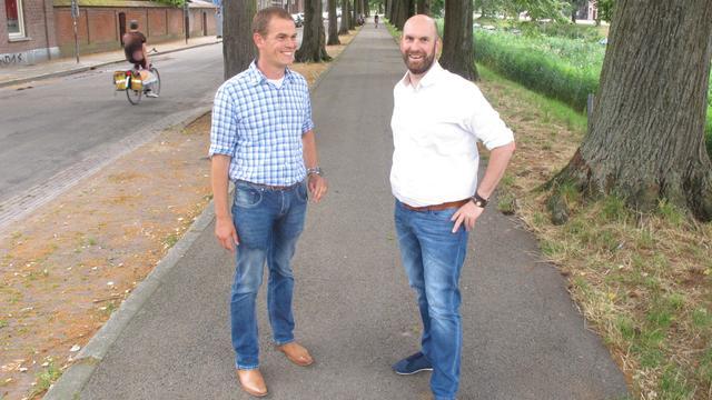 Binnensingels Breda worden bijna langste park van Nederland