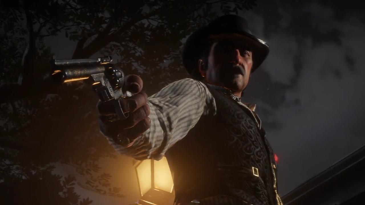 Bekijk de nieuwste trailer van Red Dead Redemption 2