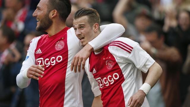 NS raadt fans aan niet via Utrecht Centraal te reizen naar huldiging Ajax