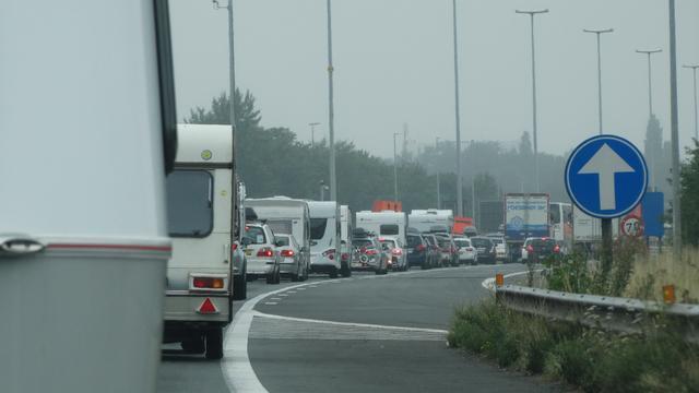 Twee Nederlanders komen om bij ongeval België.