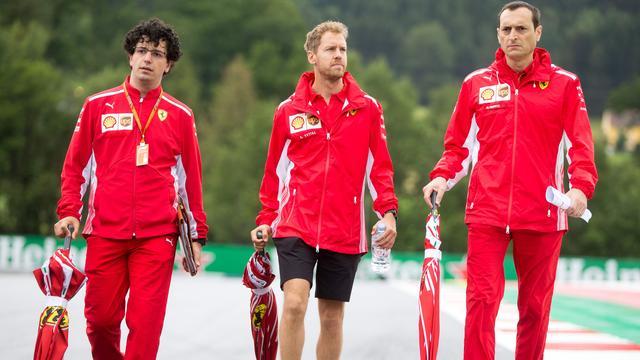 Vettel vreest dat Formule 1 op Mario Kart gaat lijken door vele DRS-zones