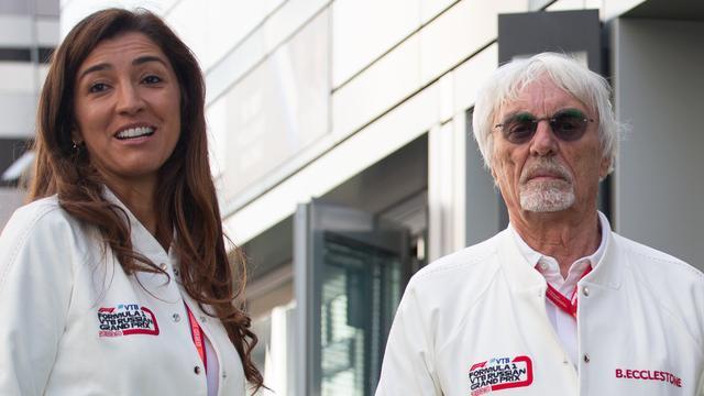 Voormalig F1-baas Bernie Ecclestone (89) en vrouw (44) verwachten kind