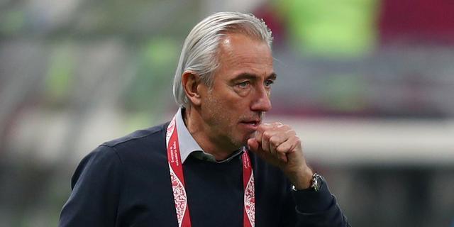 Van Marwijk ontslagen als bondscoach Verenigde Arabische Emiraten