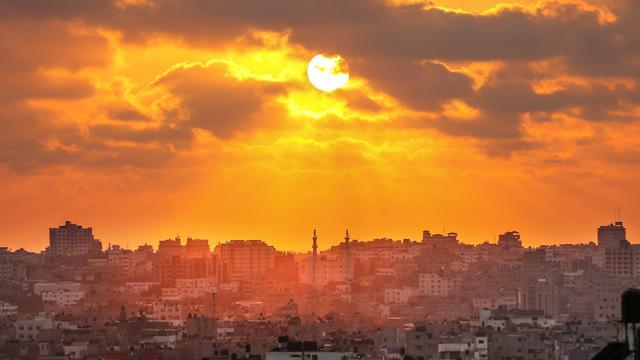 Leger Israël schiet raketten uit Gazastrook uit lucht