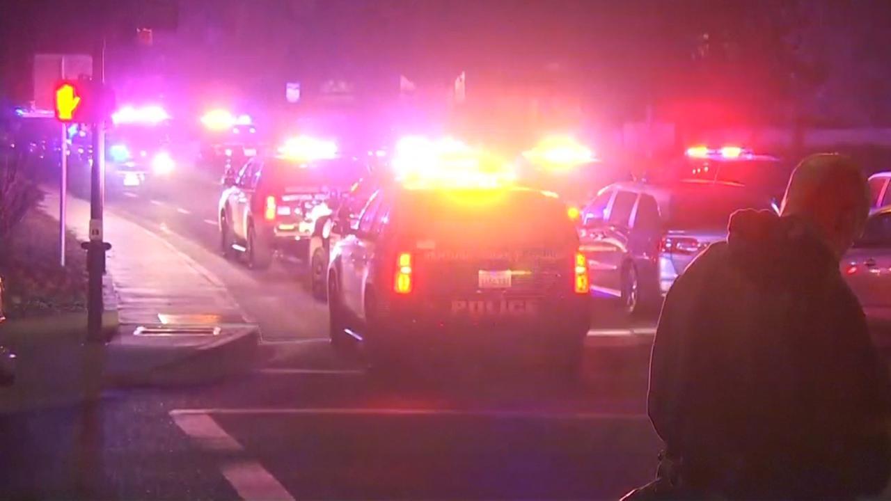 Hulpdiensten rukken massaal uit na dodelijke schietpartij in VS