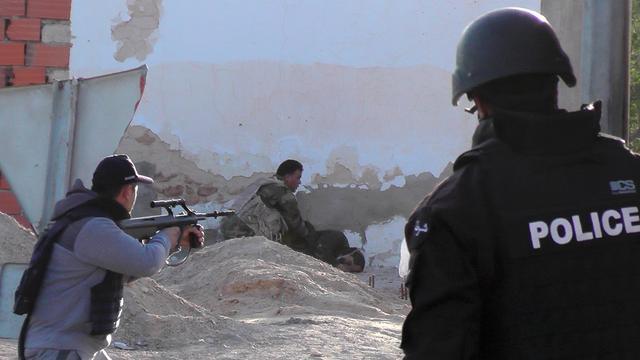 'Regering Libië verovert haven Sirte uit handen IS'