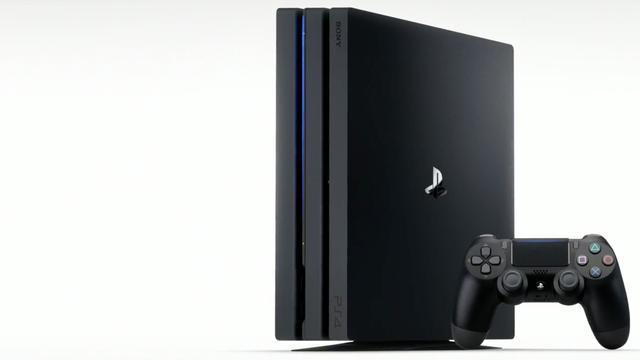 Sony kondigt PS4 Pro met 4K en HDR aan