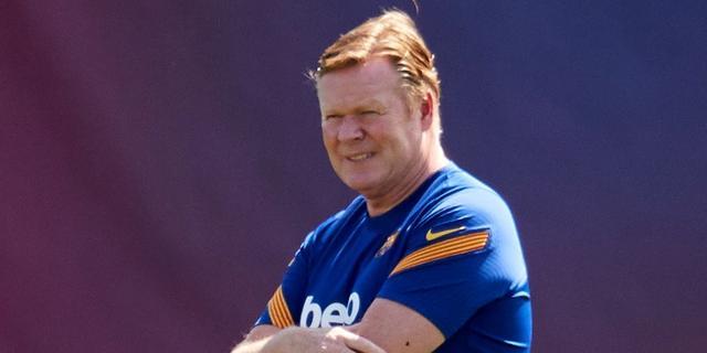 Koeman verwacht veel van Memphis en De Jong in 'beter seizoen' Barcelona