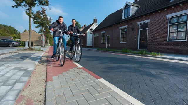 Werkzaamheden St. Janstraat in Sprundel worden hervat